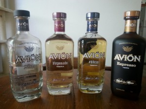 avion, hornitos