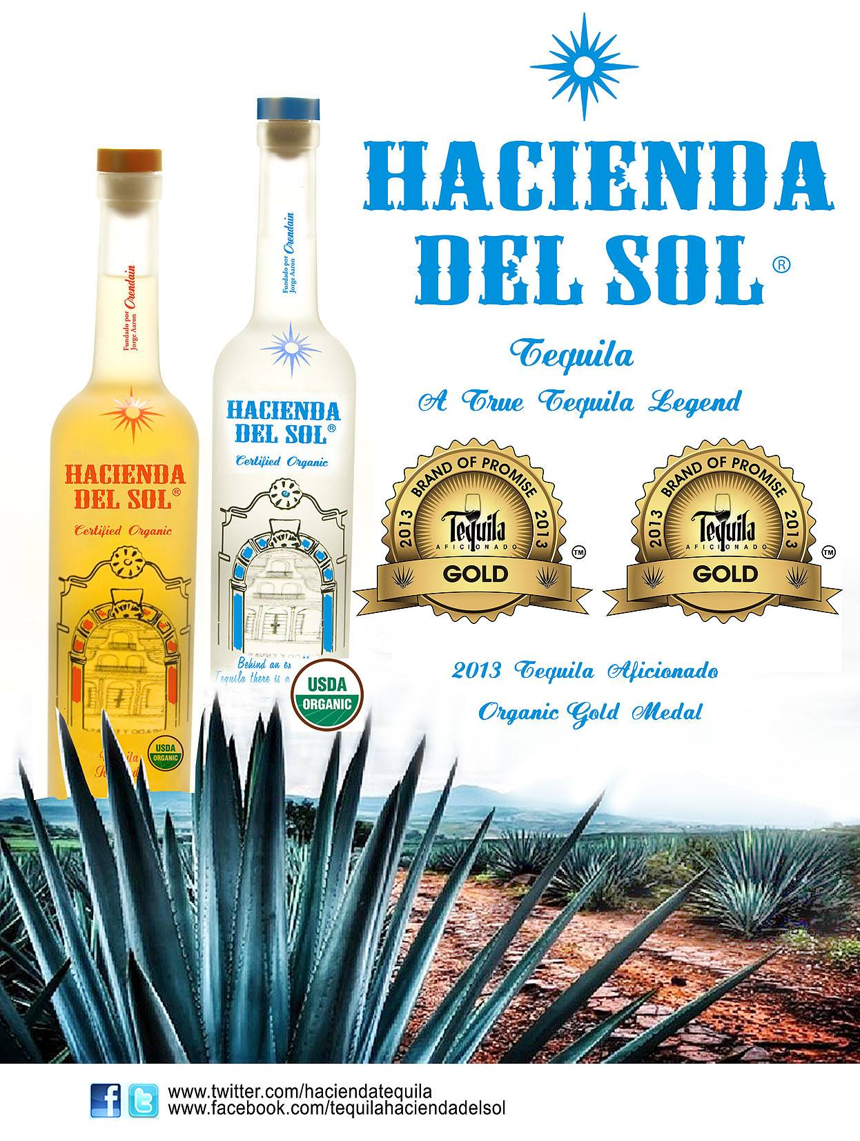 hacienda del sol, tequila, brand of promise