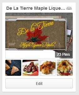 de la tierre, recipes