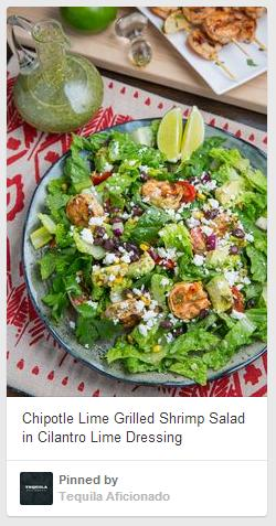 cinco shrimp salad
