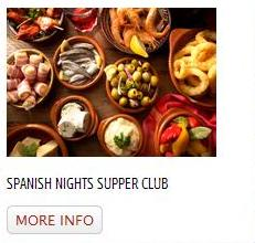 spanish nights supper club