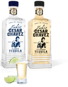 julio cesar chavez, tequila, blanco, reposado, brands of promise