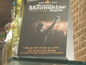 Mexican Moonshine table tents