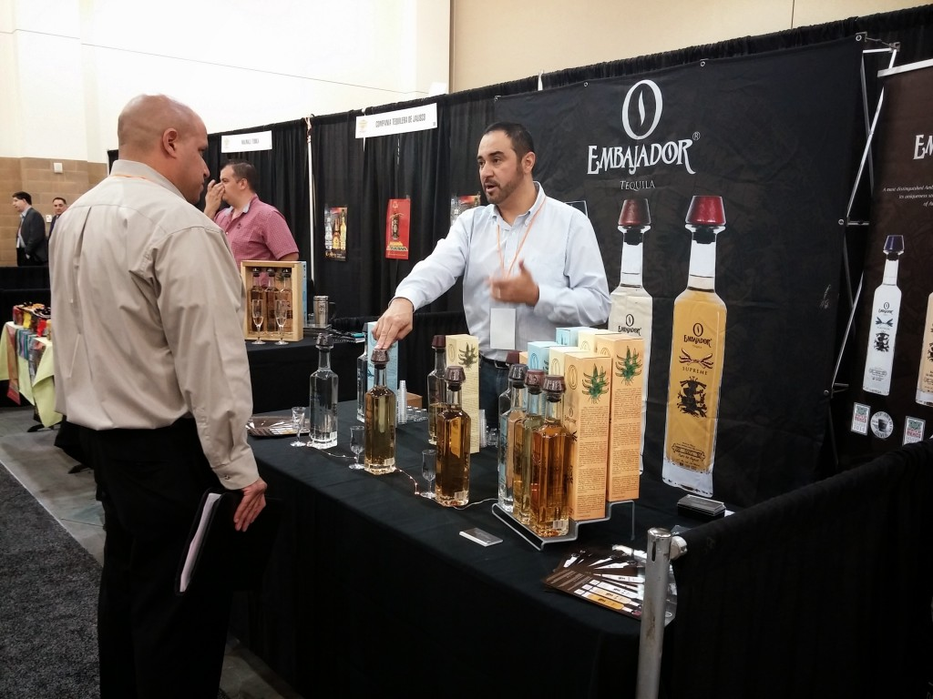 Sipping Off the Cuff | Embajador Tequila Blanco [Transcript] http://wp.me/p3u1xi-4VF