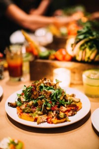 CranberryVanillaAigre-Doux_BrusselSprouts_SweetPotatoes_Onions_Arugula