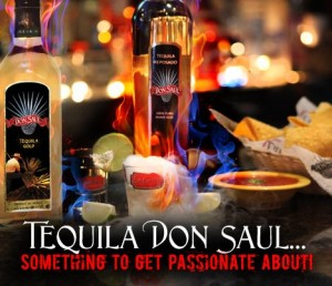 don saul, tequila, plata, silver