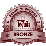 BRONZEFINAL2015, winners announced, 2015 brands of promise, tequila aficionado