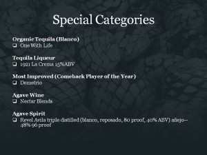 special categories, Brands of Promise