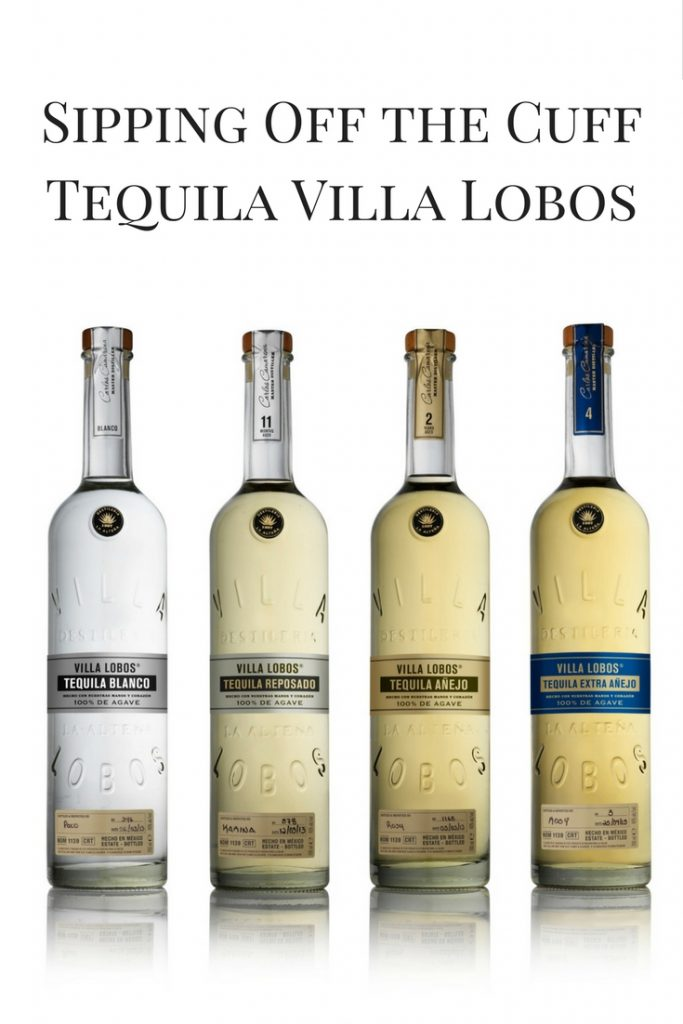 Sipping Off the Cuff | Tequila Villa Lobos Reposado http://wp.me/p3u1xi-4UJ