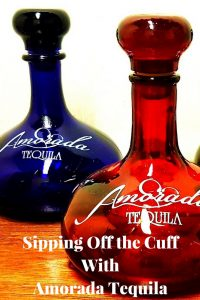 Sipping Off the Cuff | Amorada Tequila Reposado http://wp.me/p3u1xi-4WT